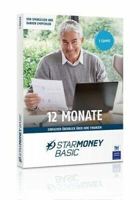 Star Finanz: StarMoney 12 Basis Jahreslizenz inkl. Premiumsupport ESD / Download