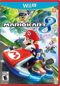 Wii u mario cart game