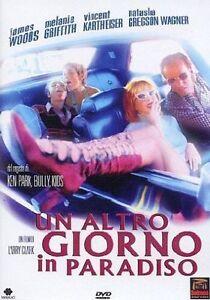 UN ALTRO GIORNO IN PARADISO dvd 1997 RARO FUORI CATALOGO OOP Larry Clark - Italia - UN ALTRO GIORNO IN PARADISO dvd 1997 RARO FUORI CATALOGO OOP Larry Clark - Italia