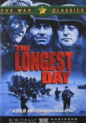 The Longest Day [New DVD] Widescreen, Sensormatic