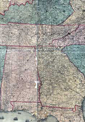 1754-1755 Onslow County North Carolina NC Militia