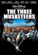Disney Three Musketeers DVD
