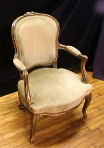 Captivating Vintage Victorian Chair