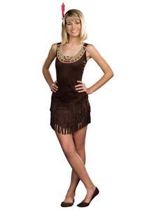 Teen Pocahontas Costume  sc 1 st  eBay & Pocahontas Costume | eBay