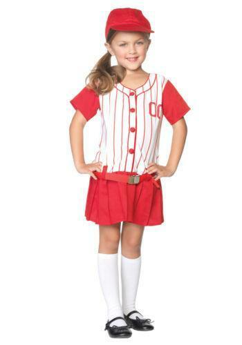 Girls Baseball Costume Ebay  sc 1 st  Meningrey & Girls Baseball Costumes - Meningrey