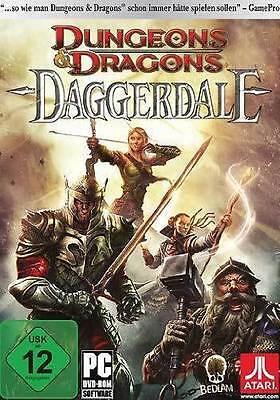 Pc Computer Spiel Dungeons & Dragons Daggerdale Neunew