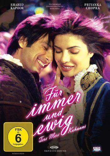 Für immer und ewig - Teri Meri Kahaani - Bollywood DVD NEU + OVP!