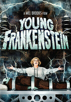 Young Frankenstein [New DVD] Ac-3/Dolby Digital, Repackaged, Widescree