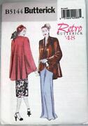 Vintage Costume Patterns