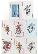 Airlines Playing Cards