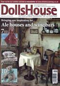 Dolls House Miniature Scene Magazine