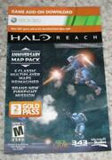 Halo Reach DLC