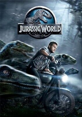 Купить Jurassic World [New DVD] Slipsleeve Packaging, Snap Case