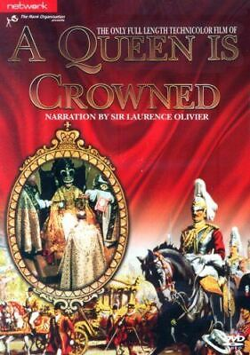 A Queen Is Crowned [DVD], , Like New, DVD
