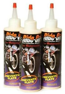 Ride-On-Motorcycle-Tire-Sealant-3-Bottles-Harley-Suzuki-Kawasaki-Honda-Yamaha