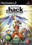 Hack Quarantine part 4 The Final Chapter NTSC (ps2 used