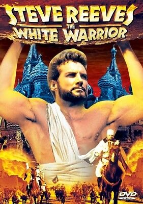 White Warrior (DVD, 2004) New