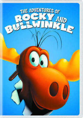 The Adventures of Rocky and Bullwinkle DVD NEW (Bullwinkle-dvd)