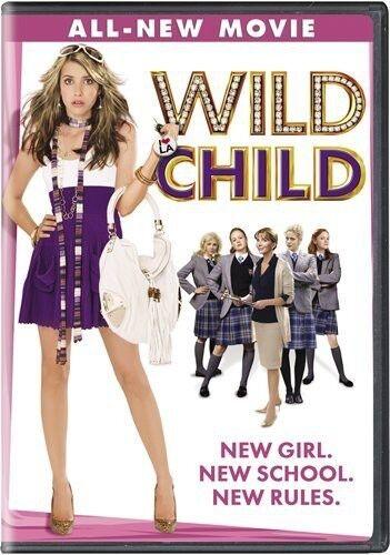 Wild Child (2011, REGION 1 DVD New) WS