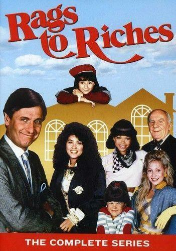 Rags To Riches Dvd Ebay