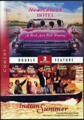 Indian Summer/Heartbreak Hotel (DVD)