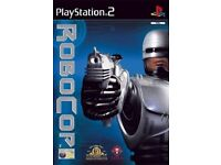 PS2 / Sony Playstation 2 game - Robocop (boxed)
