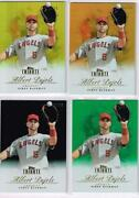 2012 Topps Tribute Albert Pujols