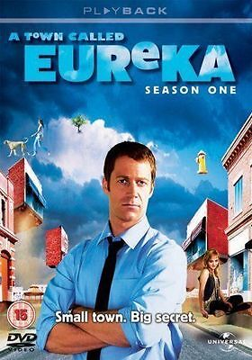 Used, A TOWN CALLED EUREKA SEASON ONE 1 3 DISC BOXSET UNIVERSAL REGIONS 245 DVD L NEW for sale  Chesterfield