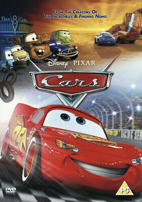 Disney Cars DVD Movie ** NEW & SEALED