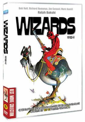[DVD] Wizards (1977) Ralph Bakshi *NEW