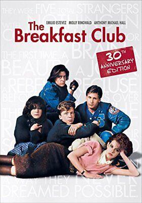 The Breakfast Club [DVD] NEW!