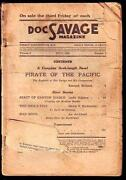 Doc Savage 1933