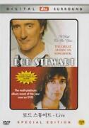 Rod Stewart DVD