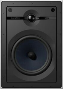 In wall 2 way speakers (pair) Bowers and Wilkins