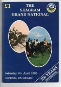 Grand National Racecard