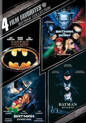 Batman Returns Dvd Cover