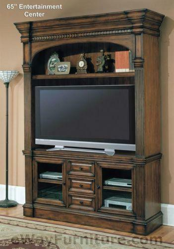 Parker House Entertainment Center | eBay