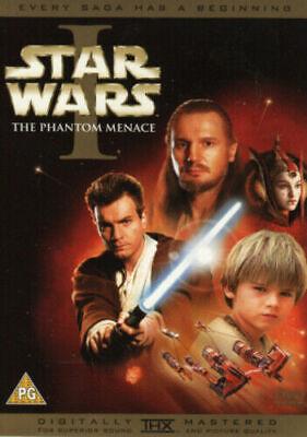 Star Wars: Episode I - The Phantom Menace DVD (2005) NEW