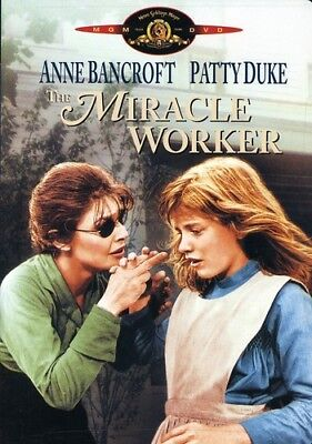 The Miracle Worker  New Dvd  Repackaged  Subtitled