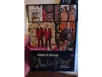 SIGNED LIMITED EDITION - Tim Marlow On... Gilbert And George (DVD, 2007)