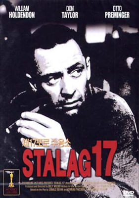 Stalag 17 (1953) William Holden, Don Taylor DVD *NEW