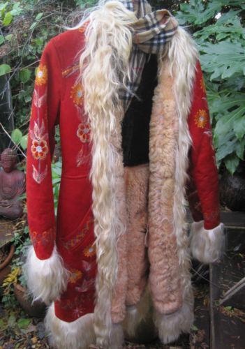 Afghan Coat Ebay