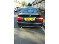 BMW 320D 2004 E46 MANUAL 113,418 MILES MOT TILL DEC 16 PSH