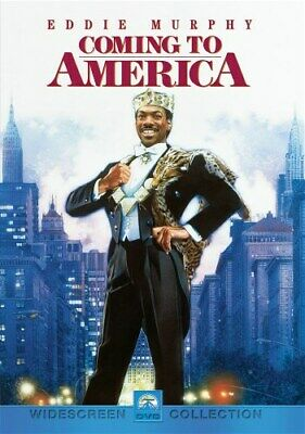 COMING TO AMERICA New Sealed DVD Eddie Murphy Arsenio Hall