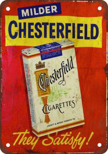 Chesterfield Cigarettes Ebay