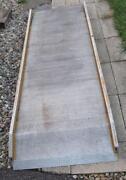 Used Aluminum Ramps