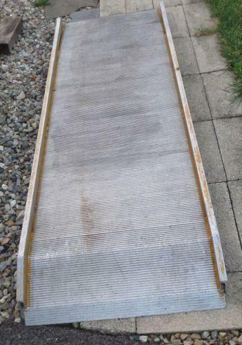 Used Wheelchair Ramps >> Used Aluminum Ramps | eBay