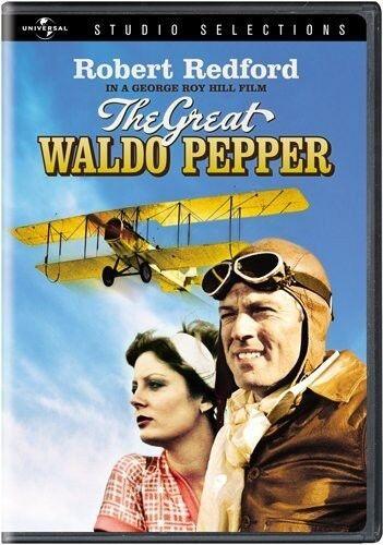 Great Waldo Pepper (2010, REGION 1 DVD New) WS