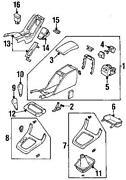 Subaru Legacy Seats
