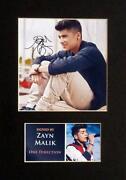 Zayn Malik Autograph